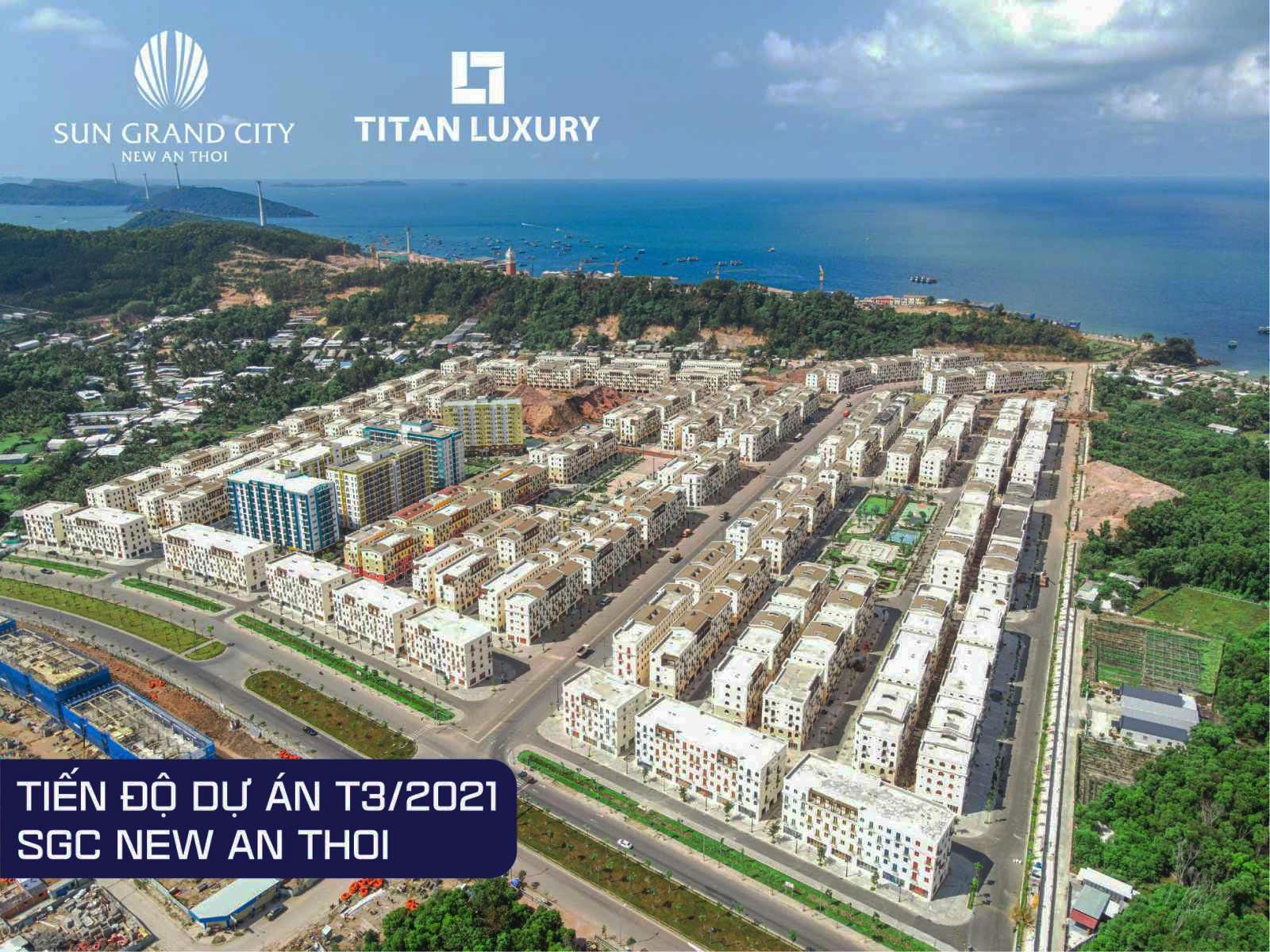 Ngày 28/03/2021 Chủ đầu tư Sun Group sẽ bàn giao chính thức 200 căn hộ nhà phố liền kề cho cư dân