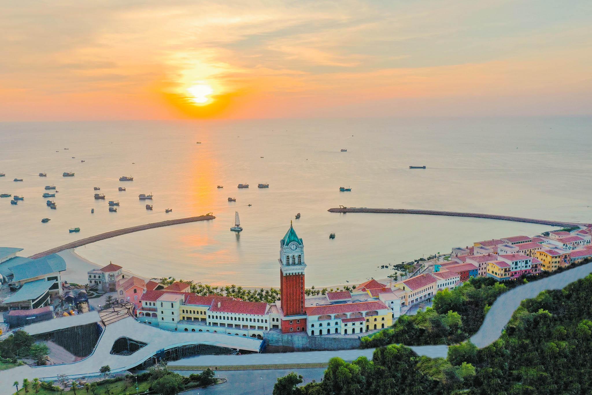 Thị trấn Địa Trung Hải nguồn cảm hứng vô tận cho các sự kiện lễ hội đẳng cấp nằm trong hệ sinh thái của Tập đoàn Sun Group