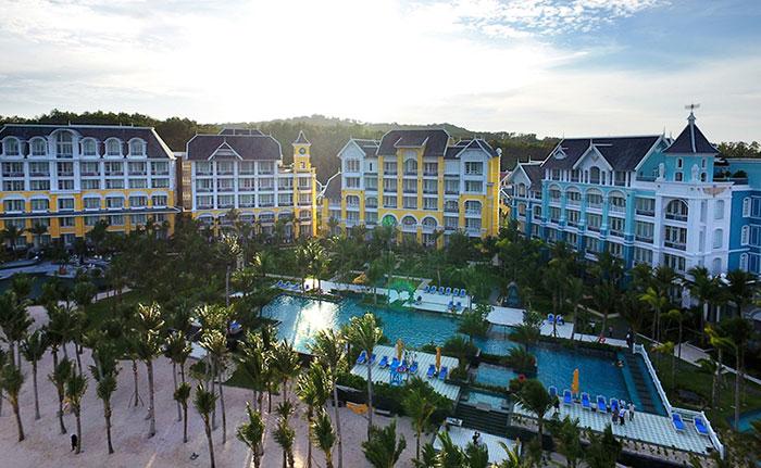JW Marriott Phú Quốc tiếp tục lập cú đúp giải thưởng