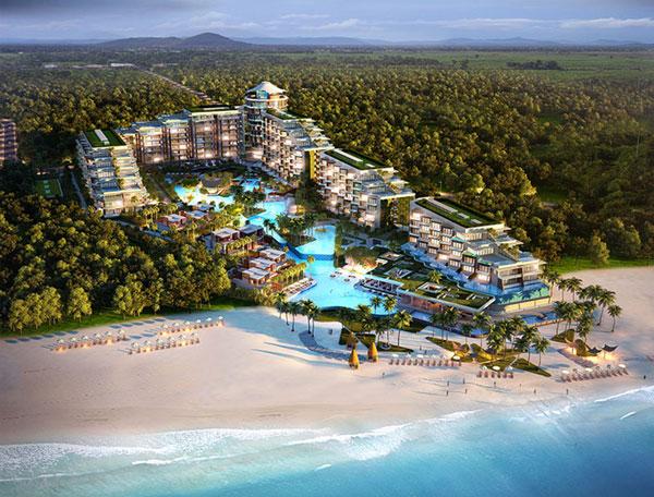 Khu nghỉ dưỡng Condotel Premier Residences Phu Quoc Emerald Bay - cơ hội đầu tư siêu lợi nhuận cho nhà đầu tư địa ốc.