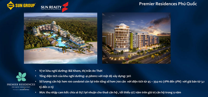 Thông tin tổng quan về tiềm năng của dự án Premier Village Phú Quốc Resort