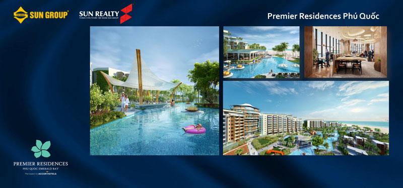 Tiện ích đi kèm dự án Premier Village Phú Quốc Resort