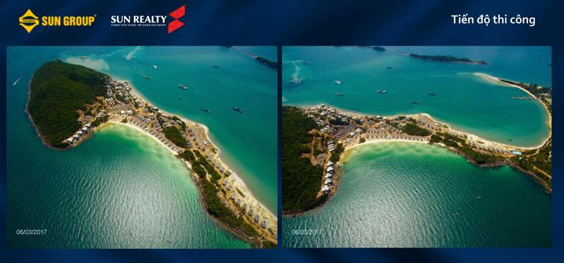 Tiến độ thi công dự án Premier Village Phú Quốc Resort