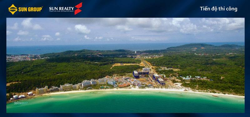 Cận cảnh thi công dự án Premier Village Phú Quốc Resort