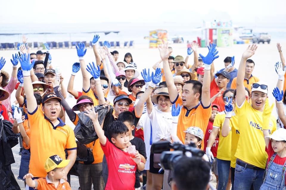 Sun Group chung tay bảo vệ môi trường Hạ Long