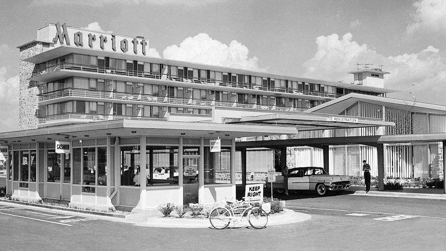 Khách sạn đầu tiên mang thương hiệu JW Marriott