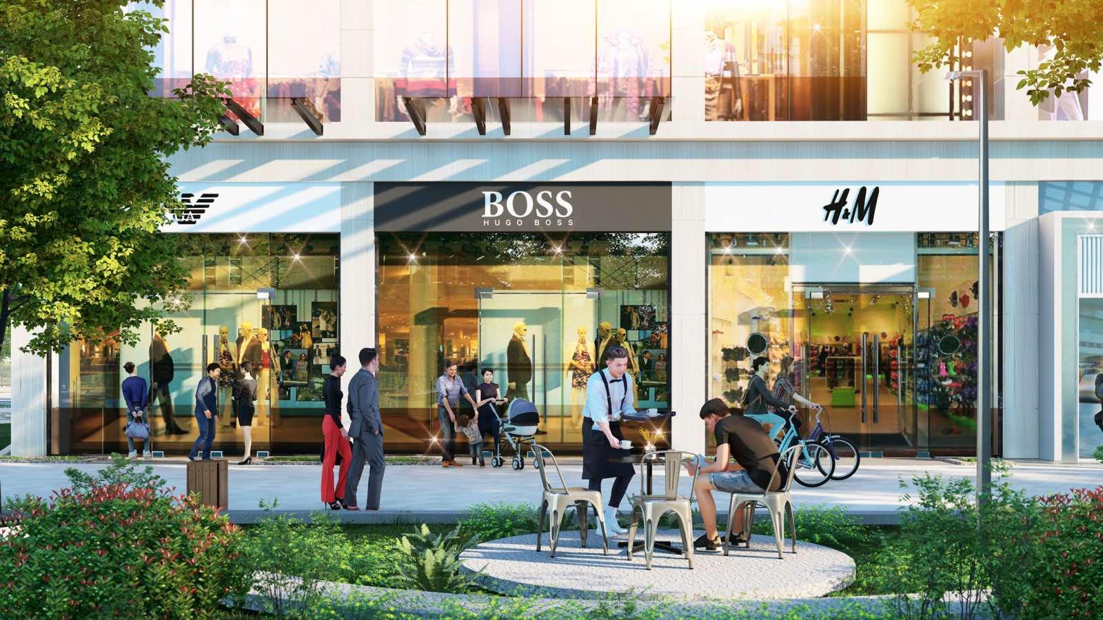 kinh doanh Shophouse S3 Sky Oasis