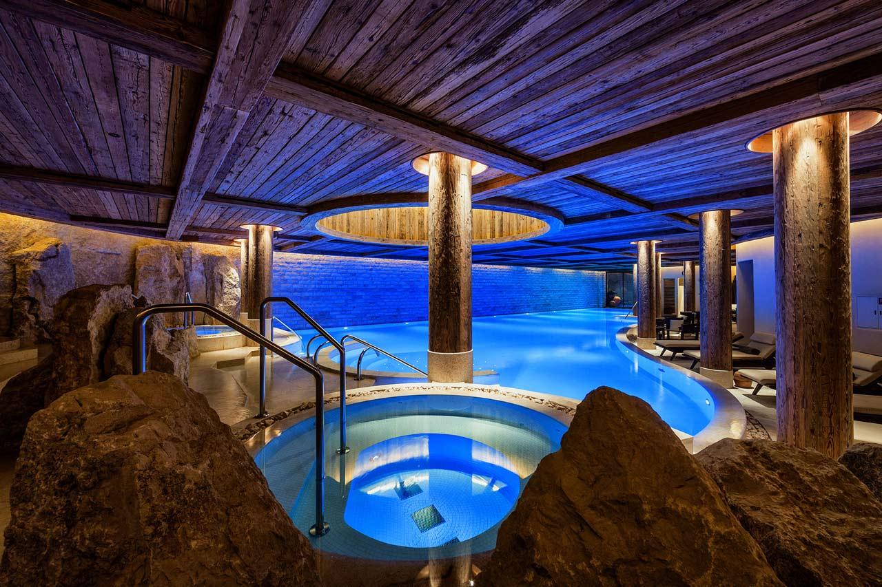 Không gian đẳng cấp của Six Senses Spa Gstaad