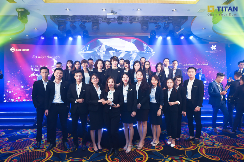 Titan Group - Cánh tay nối dài bất động sản nghỉ dưỡng Phú Quốc