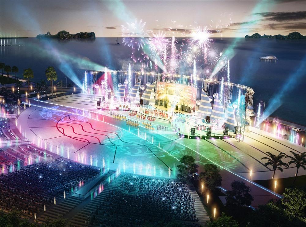 Shophouse Europe được hưởng lợi trực tiếp từ quảng trường Sun Carnival Plaza