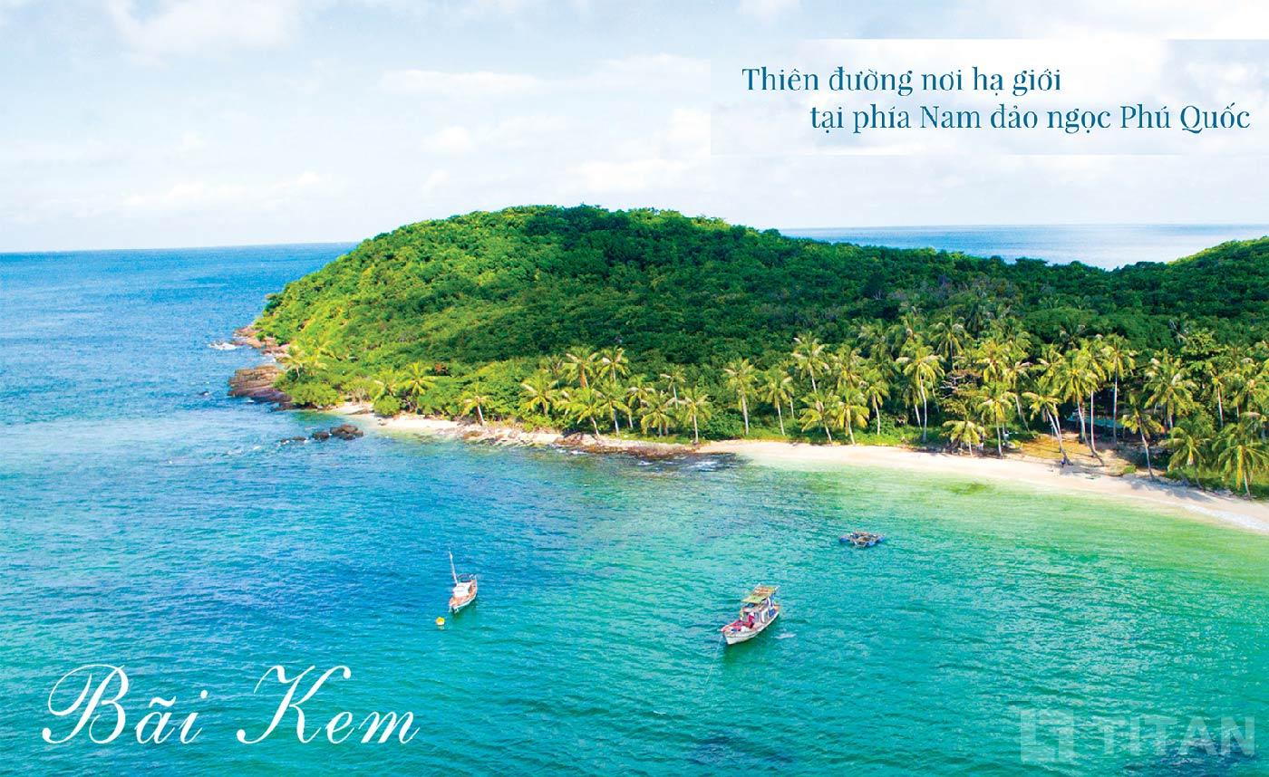 Kem Beach - Khem Beach - Bãi Kem - Bãi Khem