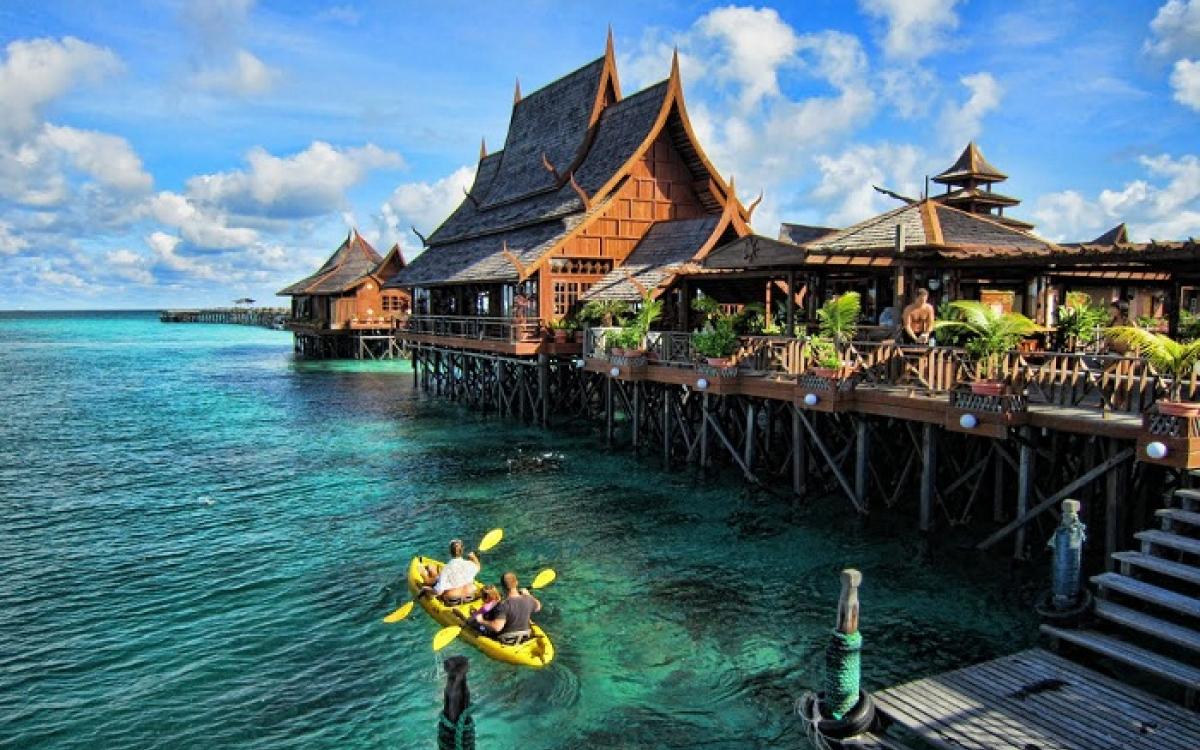 Bali được mệnh danh là thiên đường du lịch nổi tiếng thế giới