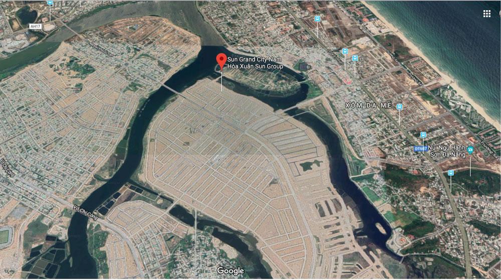 Phát triển giao thông đường thủy tạo cơ hội cho Sun Grand City Nam Hòa Xuân tiếp cận được một nguồn du khách dồi dào và tiềm năng