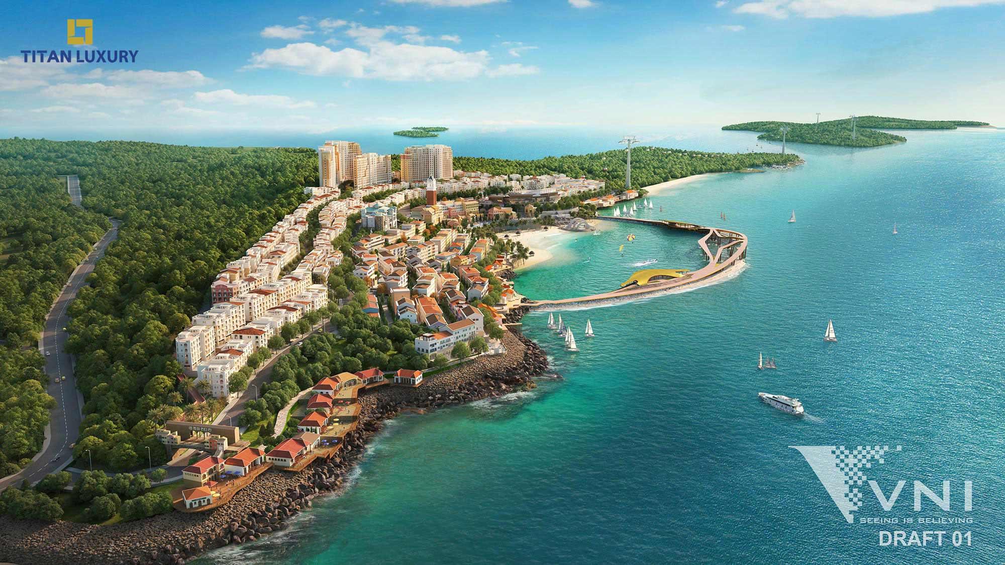 Hillside The Center Địa Trung Hải - bất động sản cao cấp đầy tiềm năng cho nhà đầu tư
