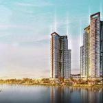 Titan Group - Dự án Chung cư The Landmark Swanlake Residence Ecopark