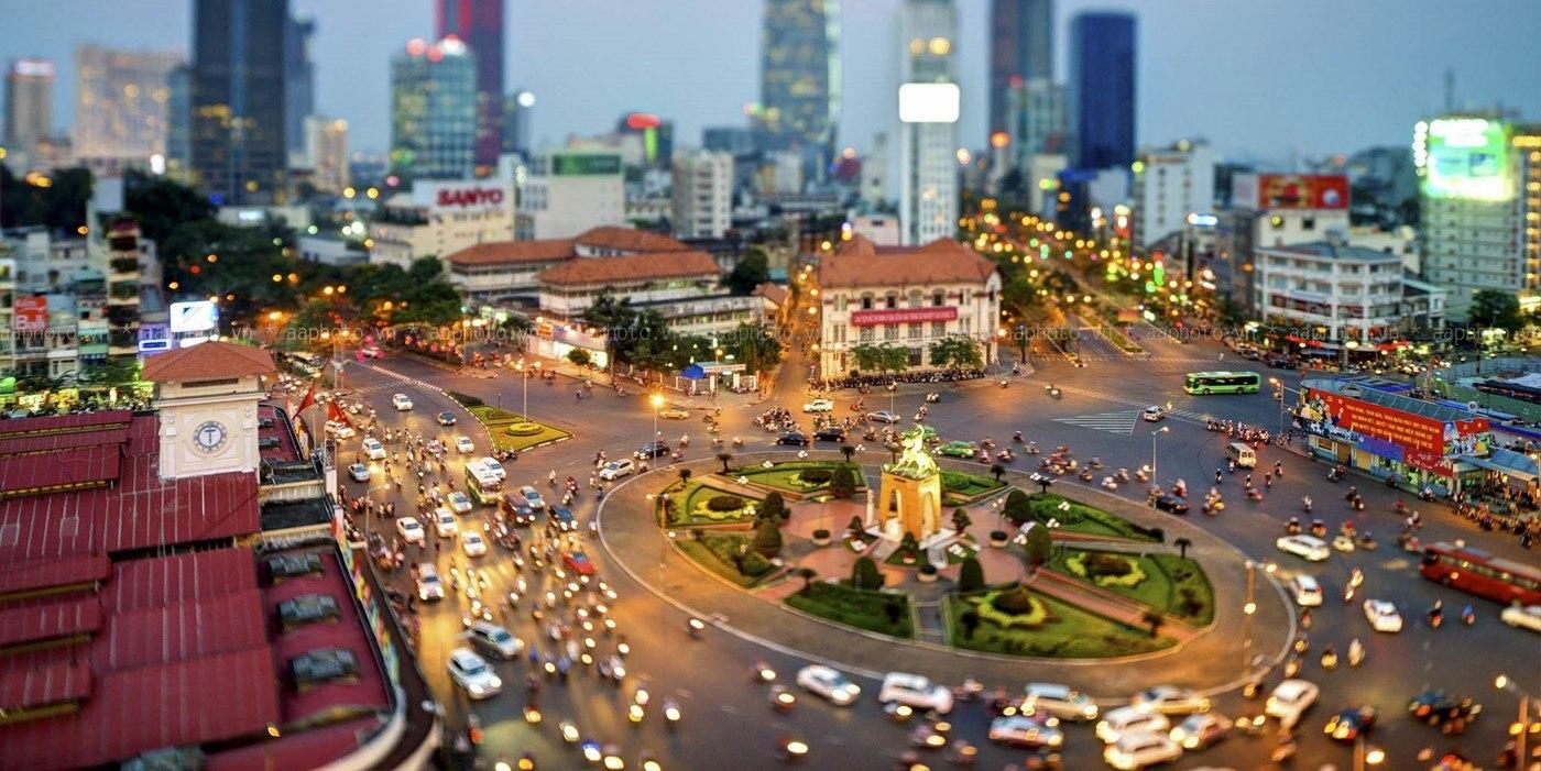 Bất động sản trung tâm quận 1 Hồ Chí Minh