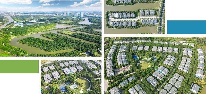 Ecopark khu đô thị hạnh phúc