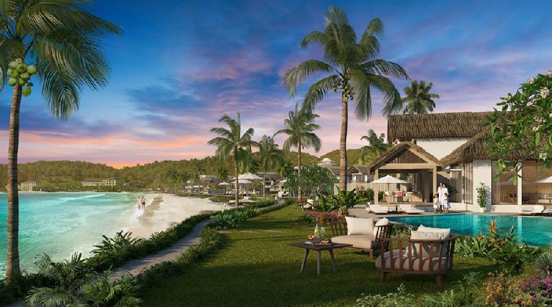Sun Premier Village Kem Beach Resort đang là dự án nổi bật nhất khu vực Nam đảo Phú Quốc