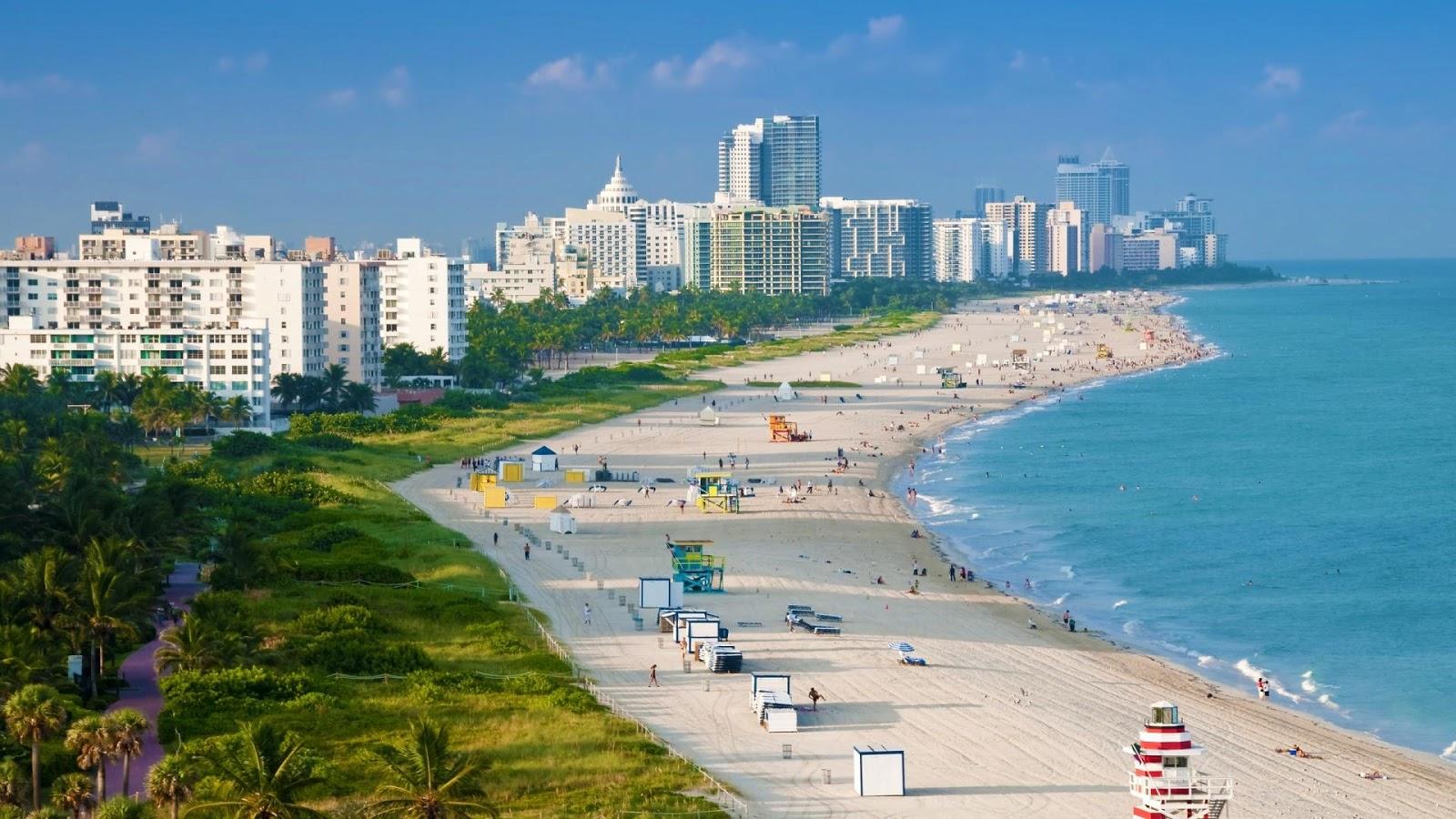 Bãi biển tại Miami xinh đẹp sẽ có mặt tại Sun Grand City Marina trong tương lại