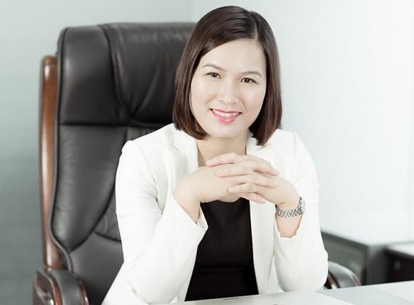 Bùi Thị Thanh Hương - Lãnh đạo Tập đoàn Sun Group