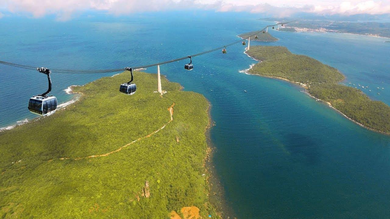 Cáp treo Hòn Thơm - điểm đến trải nghiệm hấp dẫn nhất tại đảo ngọc Phú Quốc