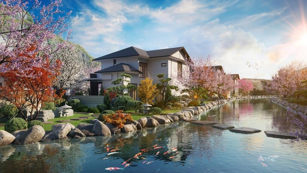 Biệt thự Yoko Villas - Thăng hoa giá trị sống