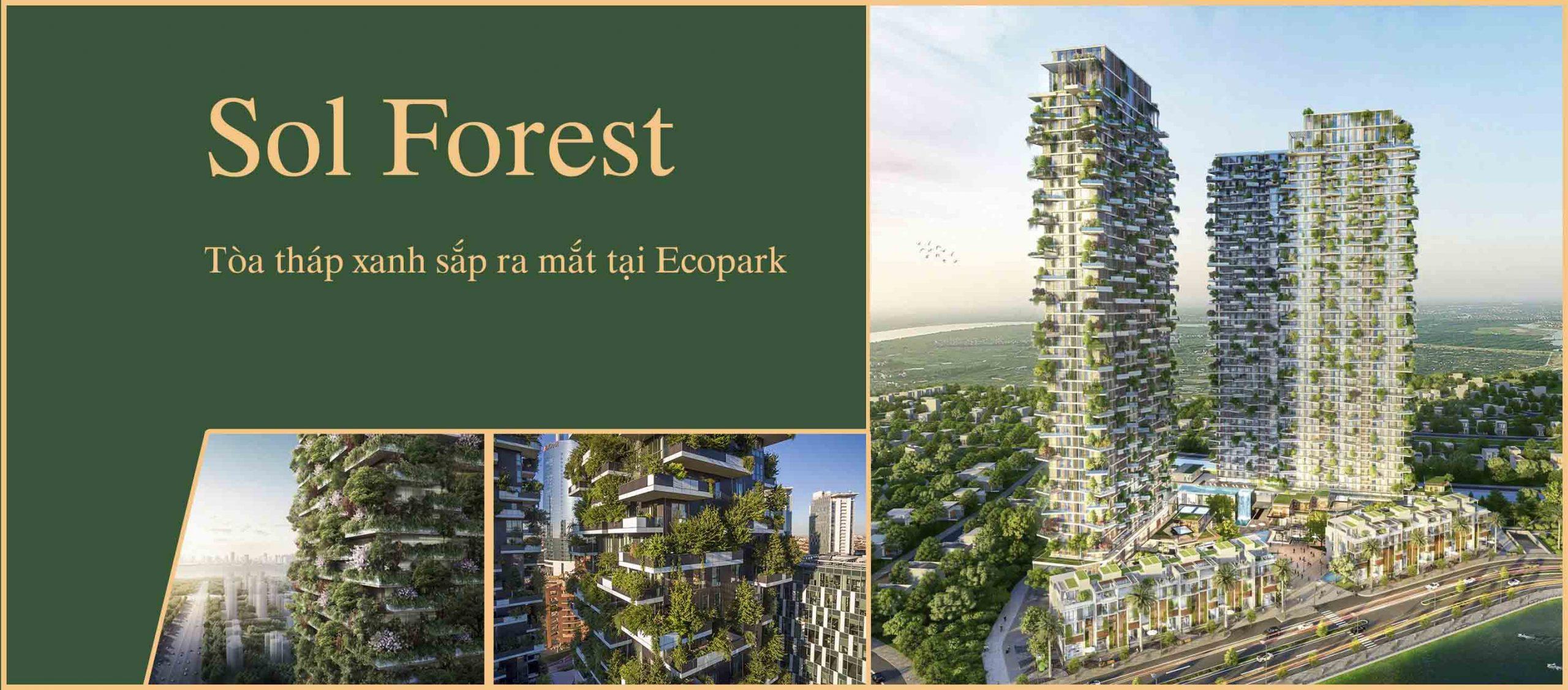 chung cu sol forest ecopark