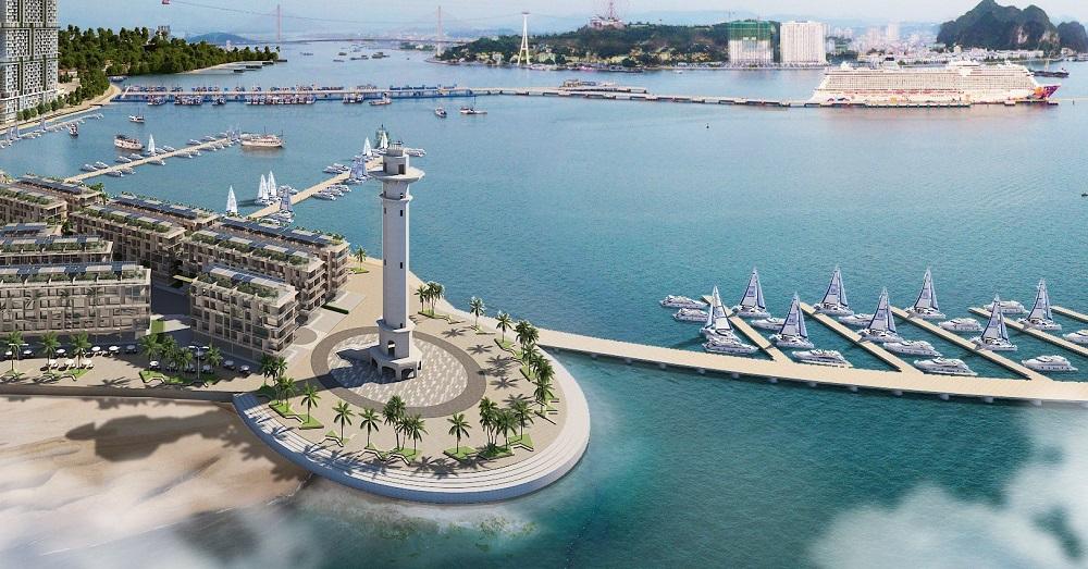 Sun Grand City Marina còn mang trong mình tầm vóc vươn ra quốc tế