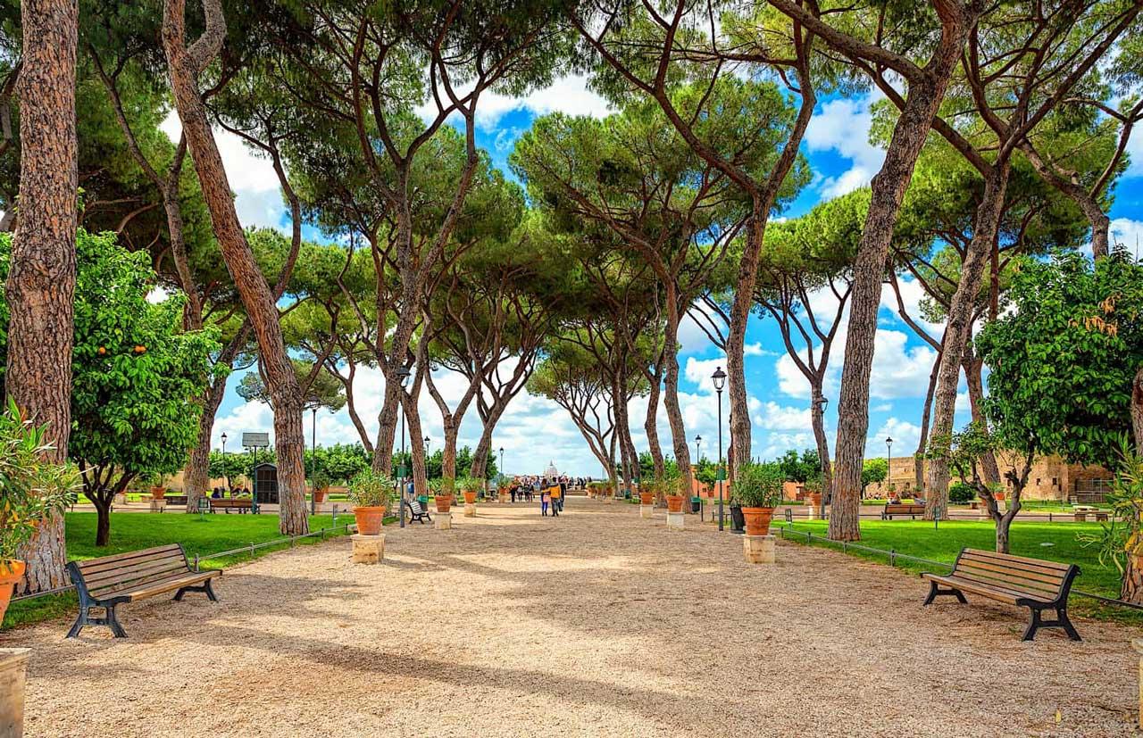 Hệ thống công viên cây xanh đem đến không gian trong lành cho cư dân và du khách