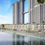 Titan Group - Dự án Nhà phố thương mại Vịnh Đảo Ecopark