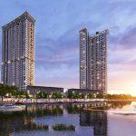 Titan Group - Dự án S-Premium Sky Oasis - Tòa tháp 5 sao đầu tiên tại Ecopark