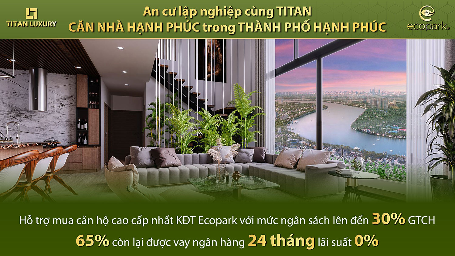 Những đặc quyền của sale Titan