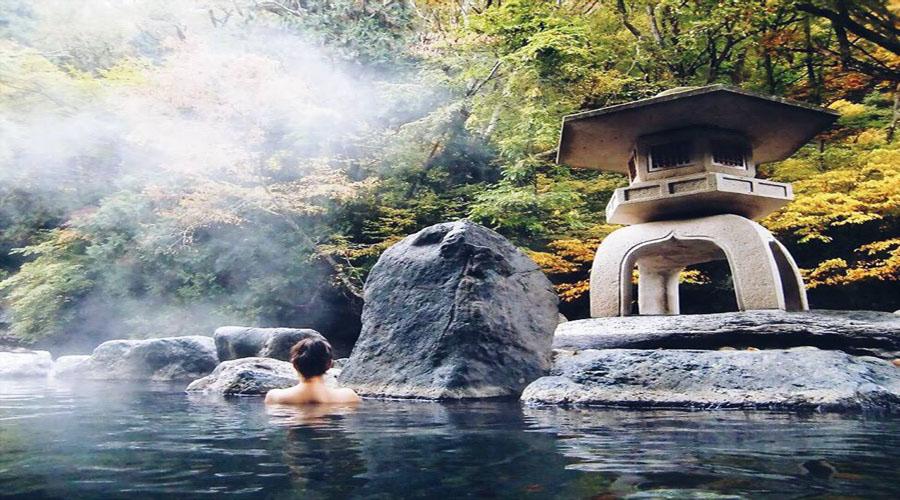 Nếu chỉ trước kia Nhật Bản mới có Onsen thì nay Onsen toạ lạc ngay tại Swan Park Onsen Ecopark