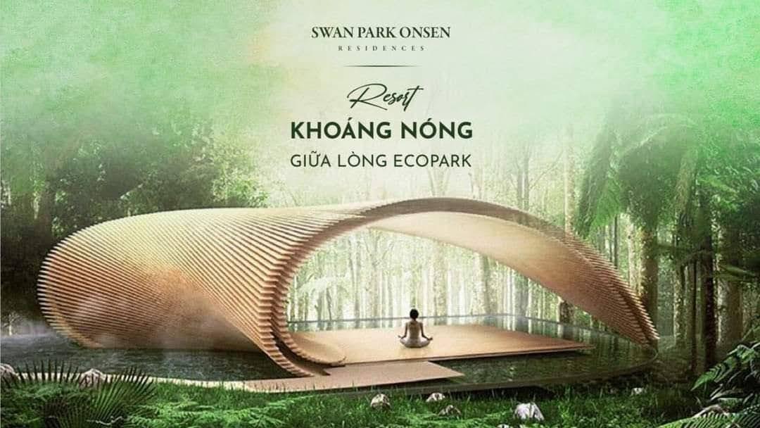 Pháp lý minh bạch và tiềm năng đặc biệt chính là bộ đôi đầu tư sinh lời bền vững tại dự án Swan Park Onsen