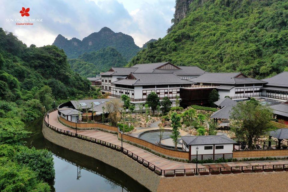 Khu nghỉ dưỡng suối nóng Yoko Onsen - bảo chứng cho tiềm năng đầu tư biệt thự Yoko Villas