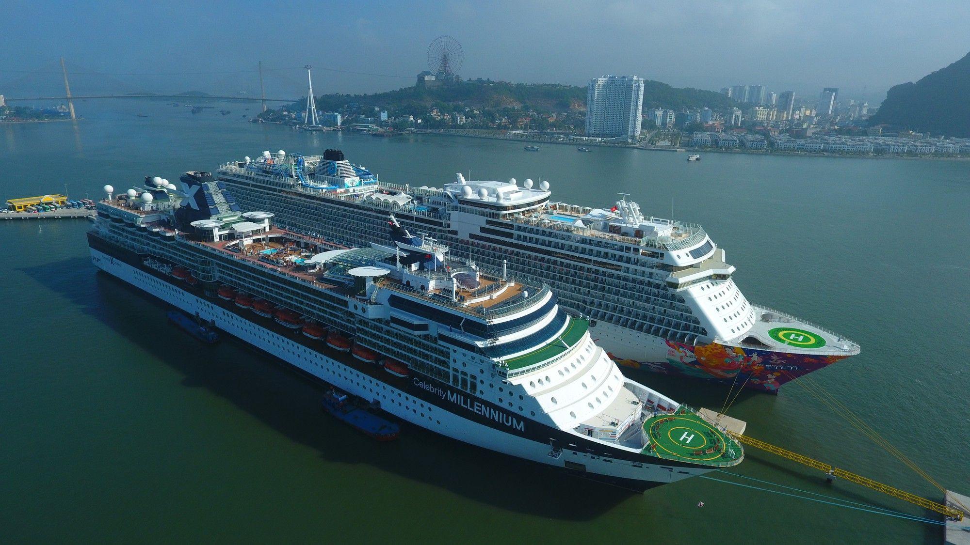 """Cảng tàu khách quốc tế Hạ Long - """"mỏ vàng"""" của ngành du lịch"""