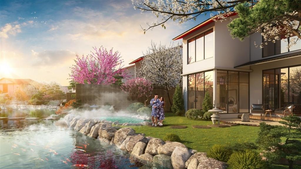 Đơn vị vận hành Kempinski tại Sun Onsen Village là chìa khoá vàng tiếp cận khách hàng quốc tế