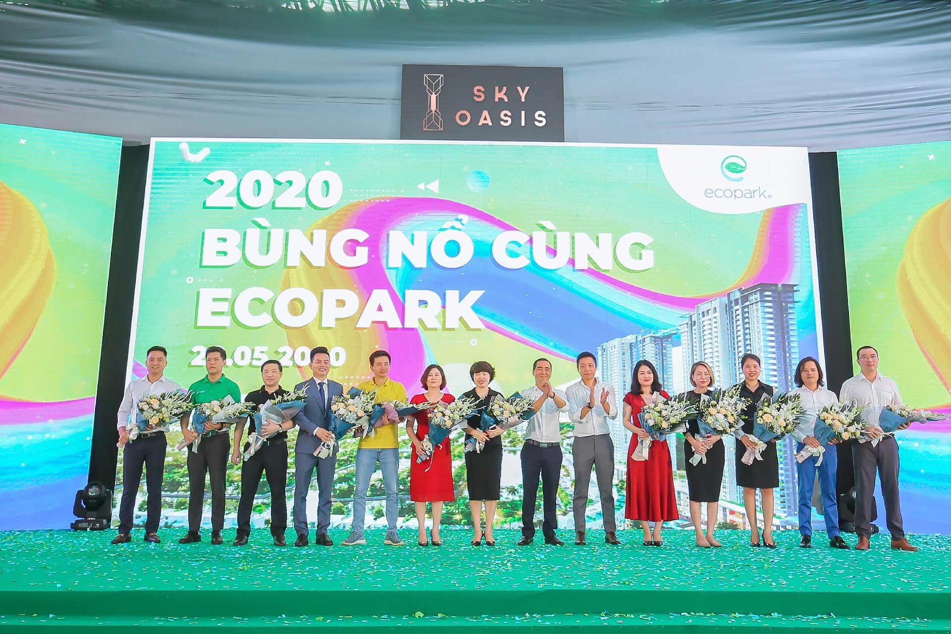 eco prisma kick-off sale ecopark