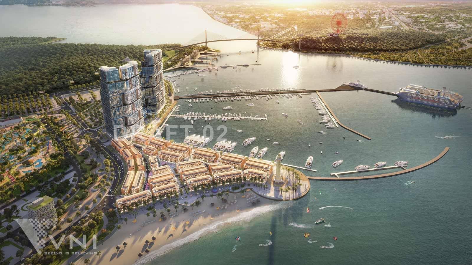 Giá trị bất động sản Sun Marina Town mang đến cho chủ đầu tư bao gồm cả giá trị gia tăng và giá trị sử dụng