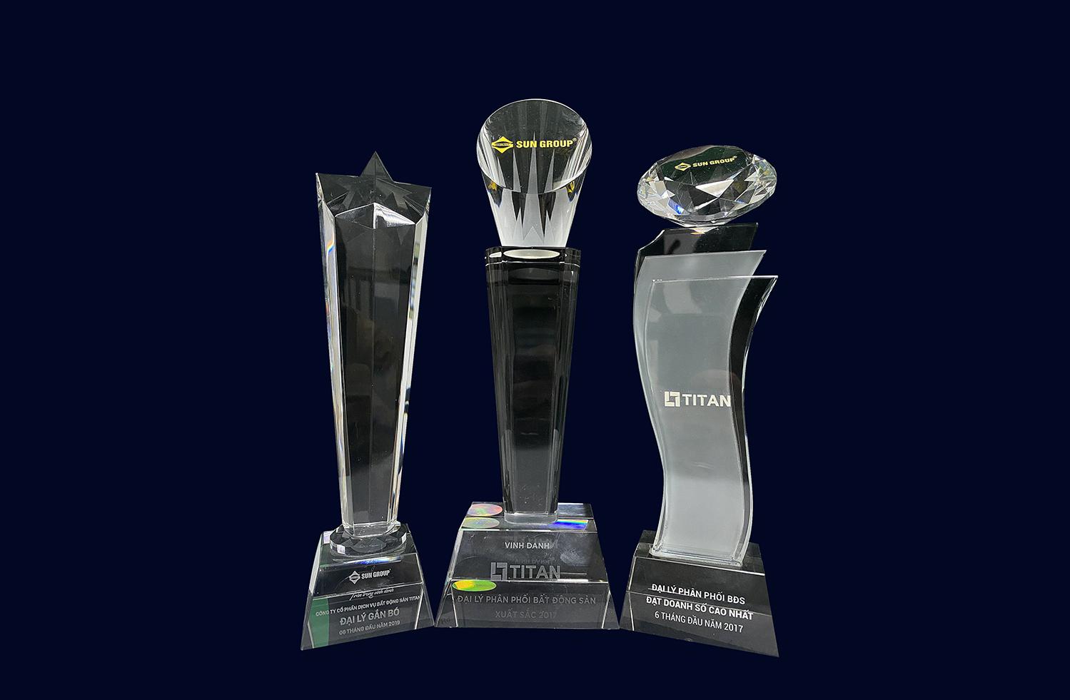 Trong 6 năm chính thức hợp tác, Titan luôn nằm trong top đại lý phân phối xuất sắc nhất Sun Group