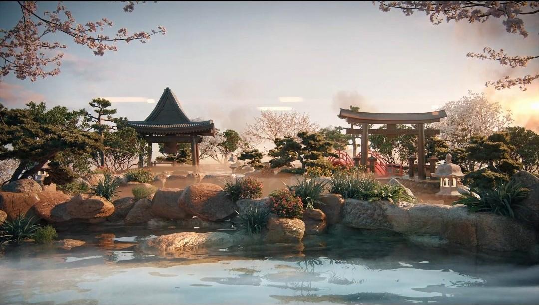 Tiện ích Swan Lake The Onsen