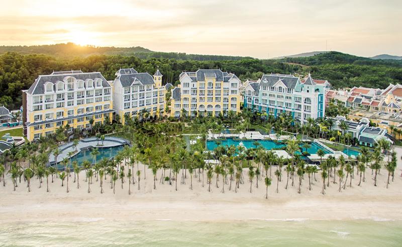 """JW Marriott Phu Quoc Emerald Bay - """"Top 50 khu nghỉ dưỡng tốt nhất thế giới"""""""