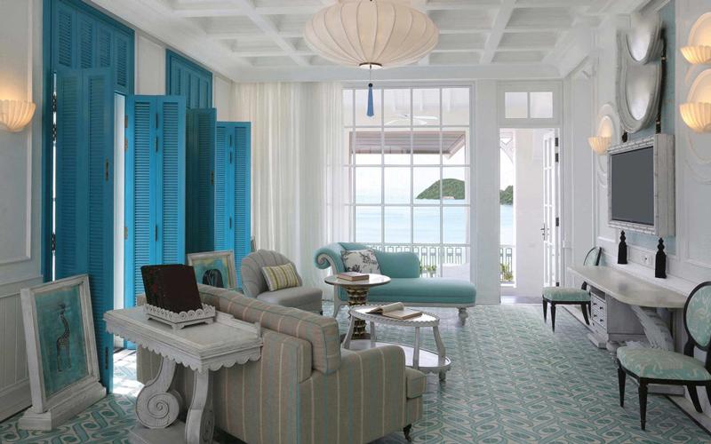 JW Marriott Phu Quoc Emerald bay - kiến trúc nội thât đỉnh cao của Bill-Bensley