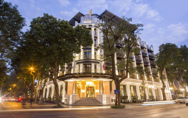 Kiến trúc Capella Hotel Hanoi được thiết kế bởi Bill Bensley