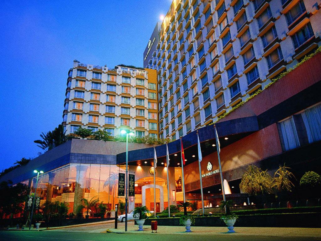 Khách sạn New World Sài Gòn - khách sạn đầu tiên của Rosewood Hotel Group quản lý tại Việt Nam