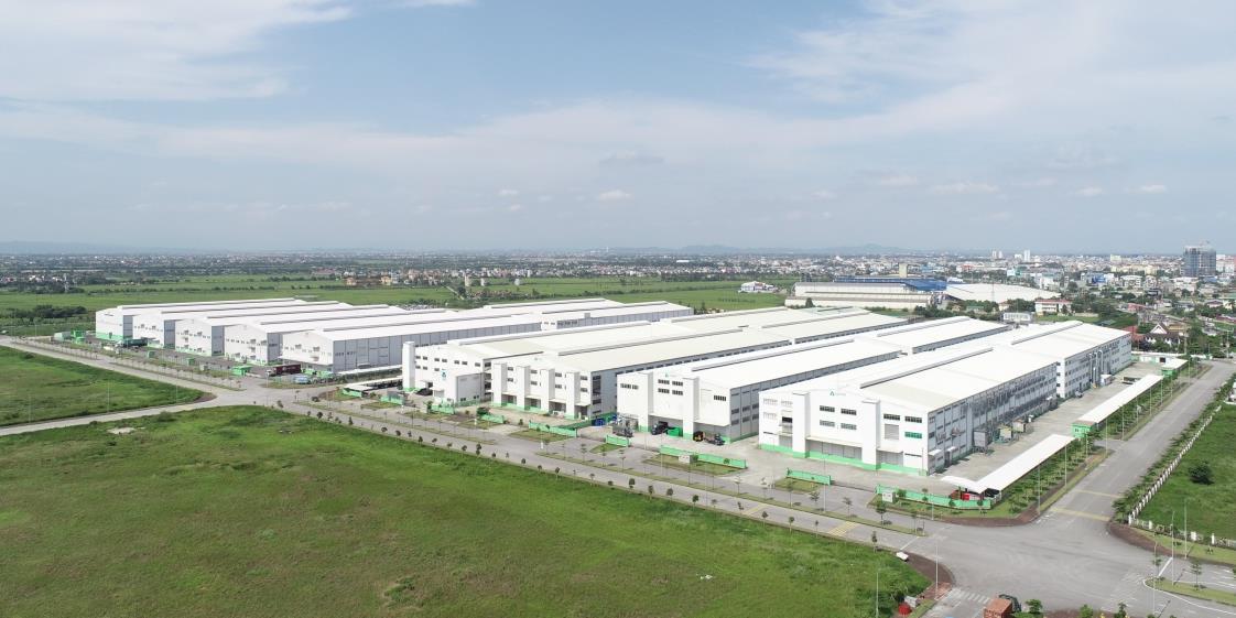 Hải Dương là nơi làm việc của 35.000 chuyên gia nước ngoài tại 25 khu công nghiệp trên toàn tỉnh
