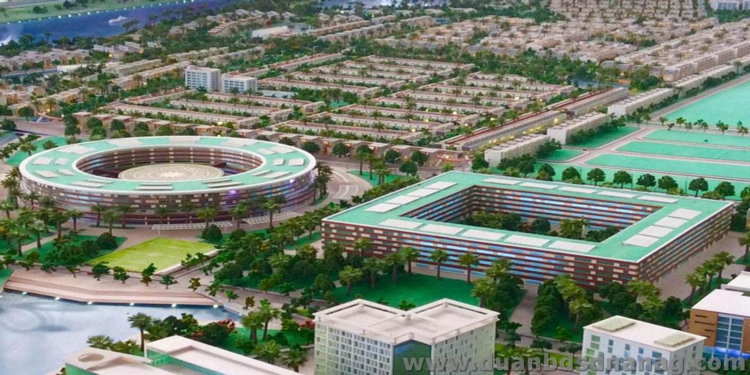 Khu đô thị FPT City Đà Nẵng được quy hoạch đồng bộ hệ thống tiện ích