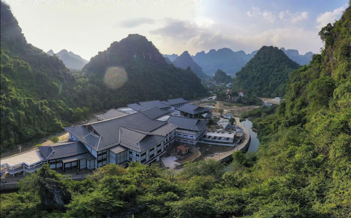 Khu nghỉ dưỡng suối khoáng nóng Quang Hanh đã chính thức được khai trương vào cuối tháng 5/2020