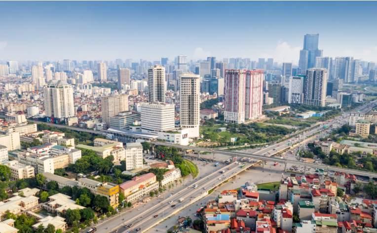 Khu thương mại trung tâm CBD đóng vai trò then chốt tạo sức cạnh tranh cho đô thị.