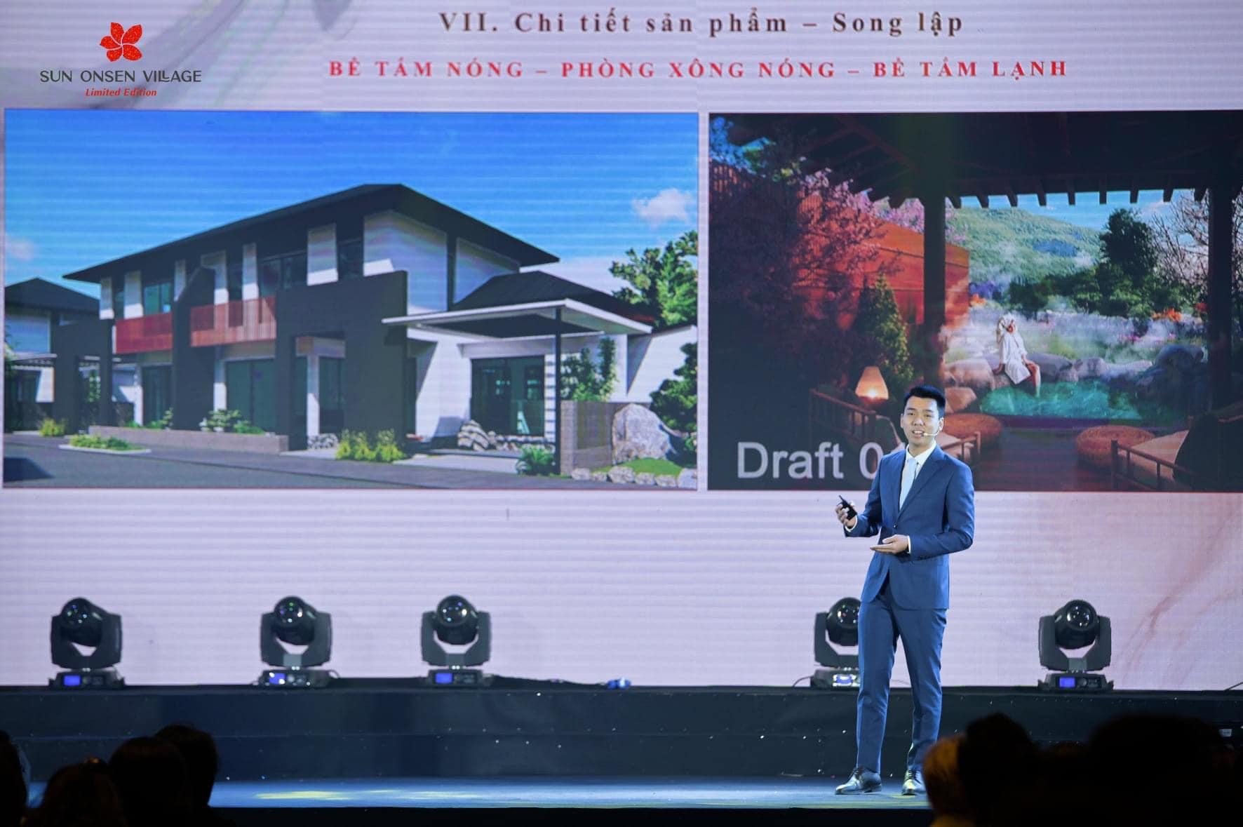 Chia sẻ của CĐT về dự án Sun Onsen Village